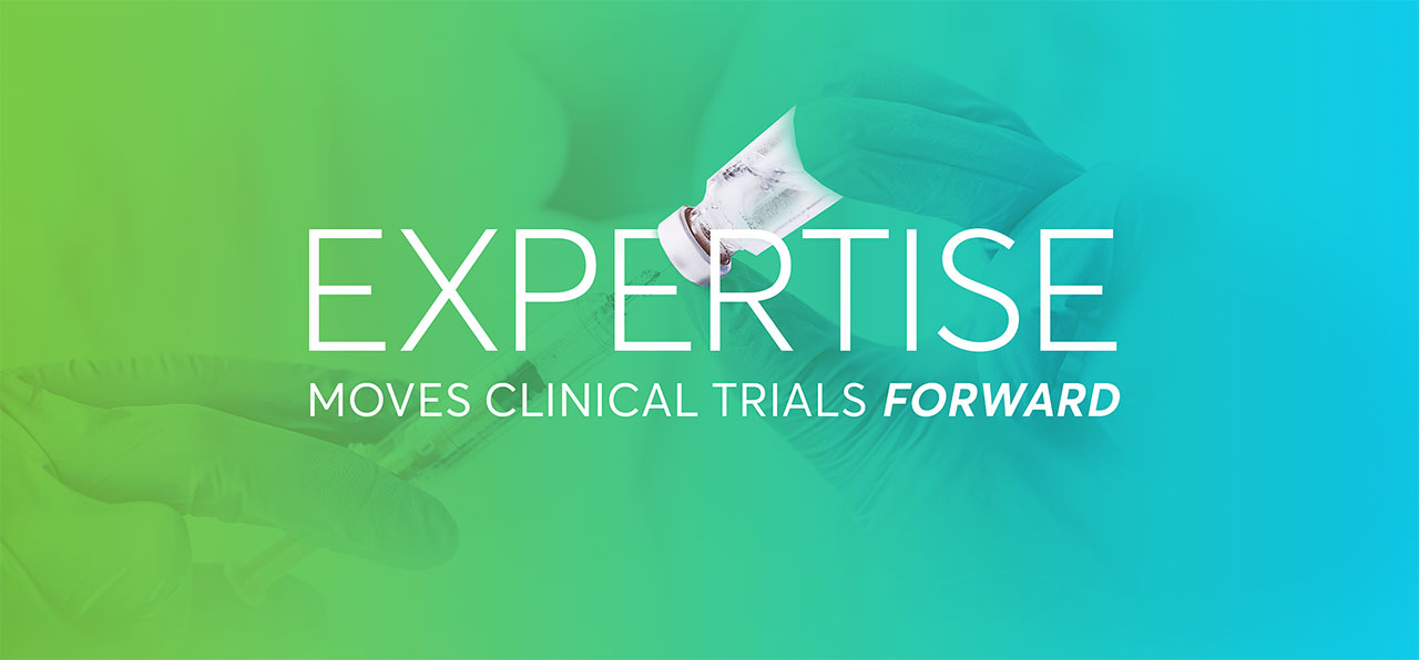Expertise moves clinical trials forward